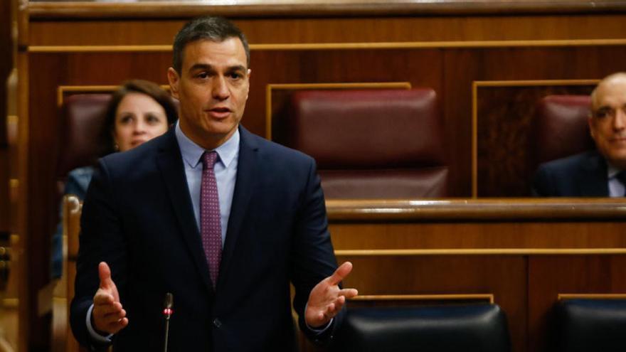 Sánchez reivindica el llegat de Felipe González i justifica que el Congrés no investigui Joan Carles de Borbó