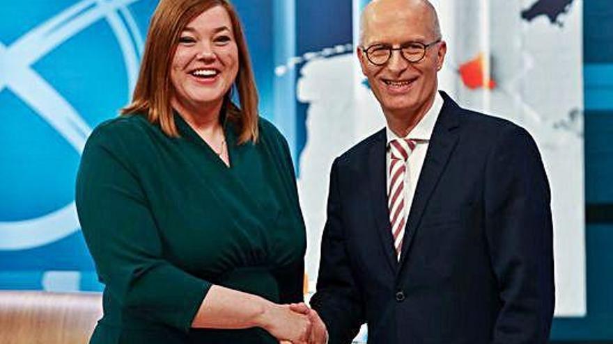 El SPD gana con claridad en Hamburgo, donde se hunde la CDU de la canciller Merkel