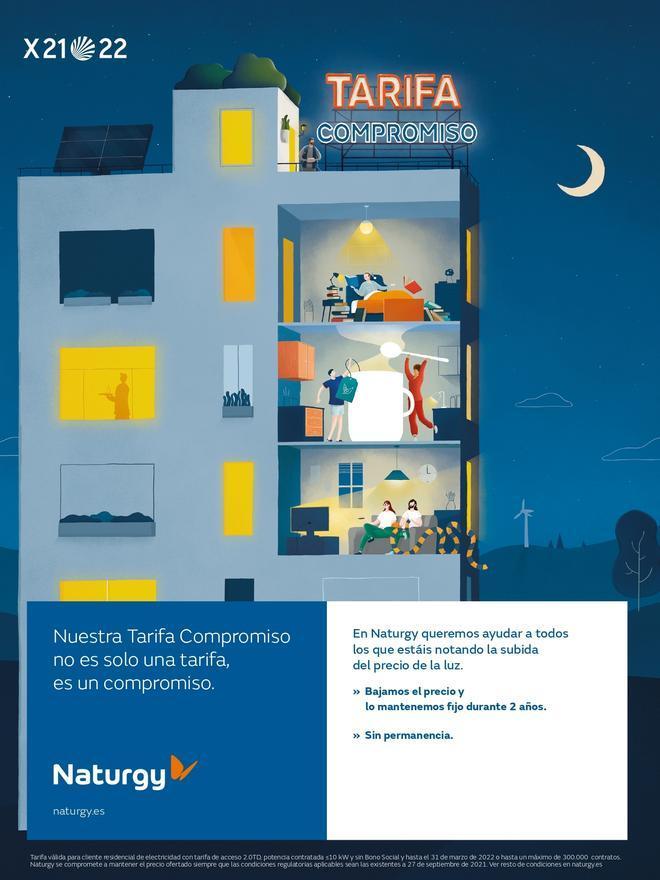 Reducir el impacto de la subida de la luz en el consumidor