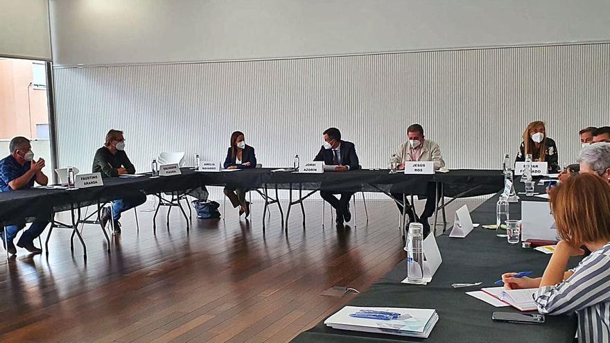 Aigües de l'Horta avanza en el Pacto Social con la celebración de la segunda mesa de Solidaridad y Empleo