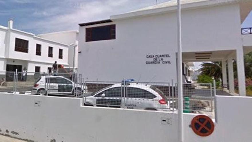 Arrestan a un joven que saltó un muro para ocupar un apartamento en Lanzarote