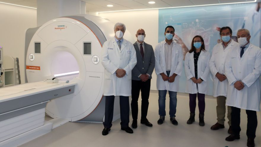 Así es la tecnología más avanzada en imagen cardíaca al servicio del Álvaro Cunqueiro