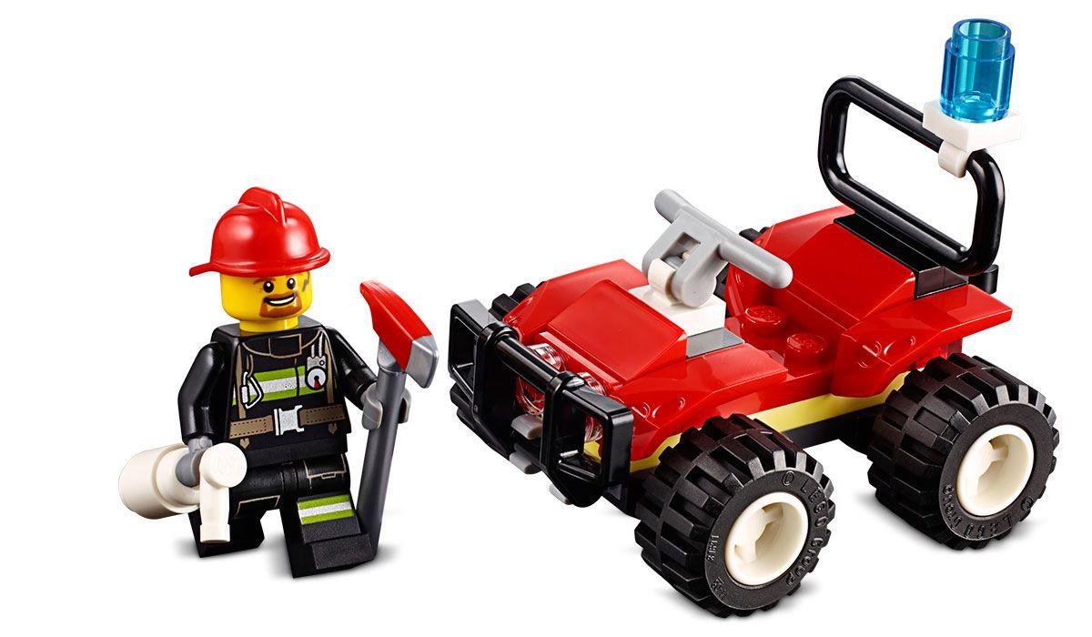 Jeep bombero