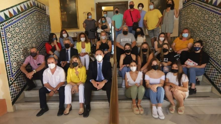 El alumnado universitario de Las Palmeras en Córdoba cierra el curso con éxito