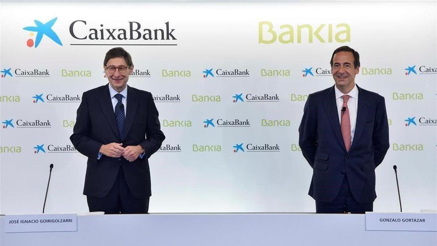 La fusión Bankia-CaixaBank tendrá un retorno de la inversión del 200%