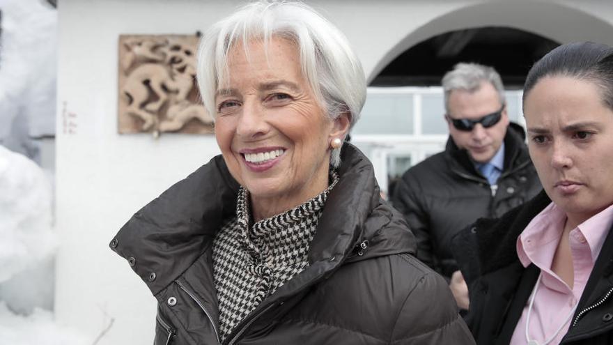 """Lagarde: """"La UE da un paso al frente y se une"""""""