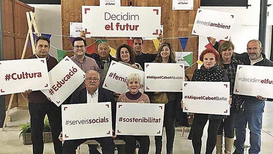 Miquel Cabot será el candidato del PSOE en Marratxí