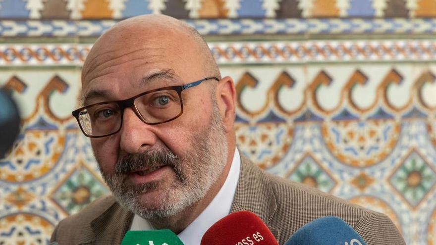 Vox presenta una enmienda a la totalidad de los presupuestos andaluces