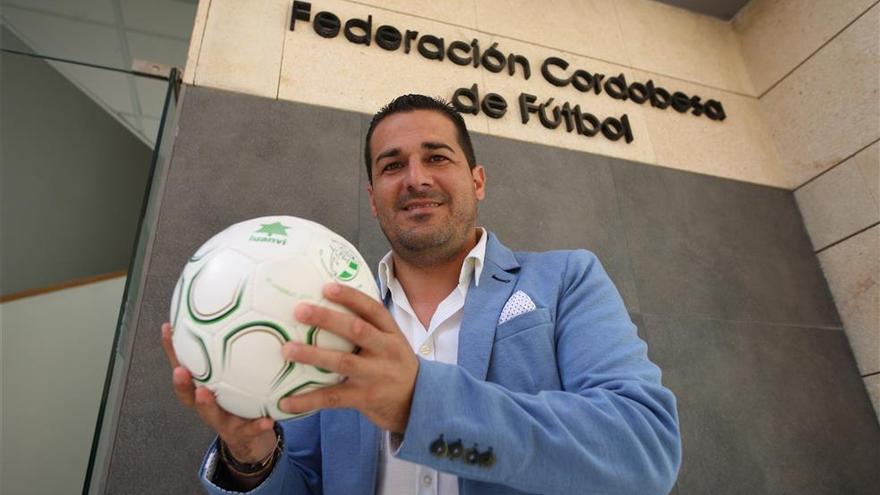 Pablo Lozano seguirá al frente de la Federación Andaluza