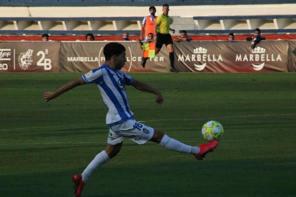 El Cornellà acaba con el sueño del Atlético Baleares