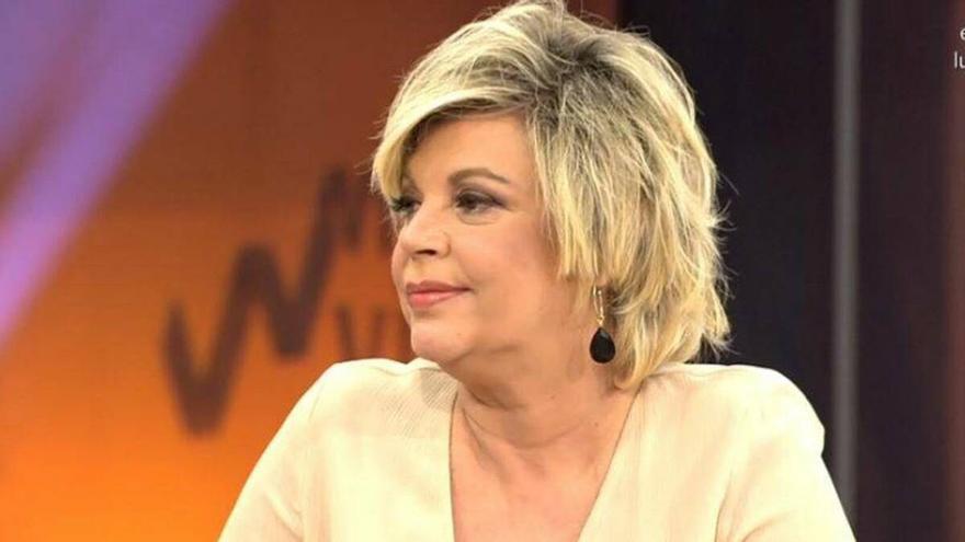Terelu revela que María Teresa Campos quiere sustituirla este verano en 'Viva la vida'