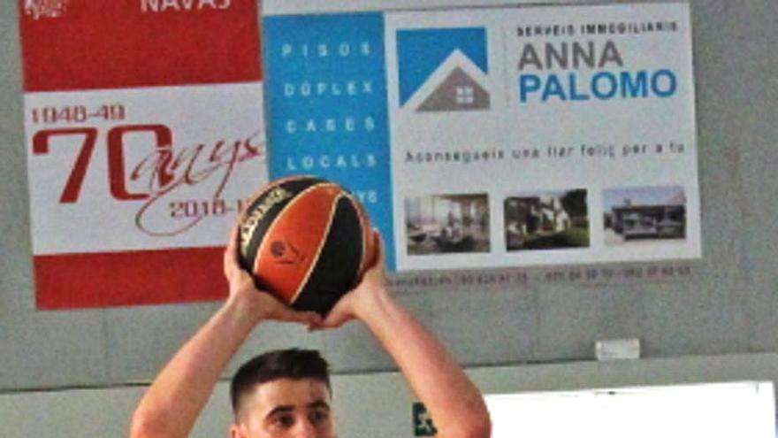 El CEB Girona guanya el Ripollet i és a un pas de pujar a EBA