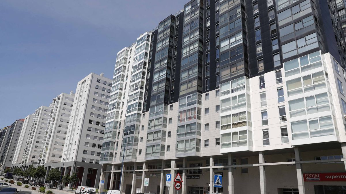 Barrio de Navia, donde ocurrieron los hechos