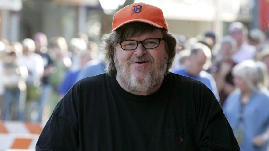 """Michael Moore : """"Soy el único blanco de Hollywood que apoya a Tarantino"""""""