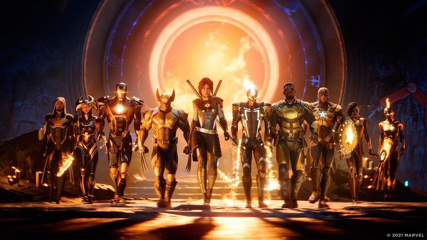 Marvel's Midnight Suns muestra por primera vez su visión de los juegos tácticos y de narrativa