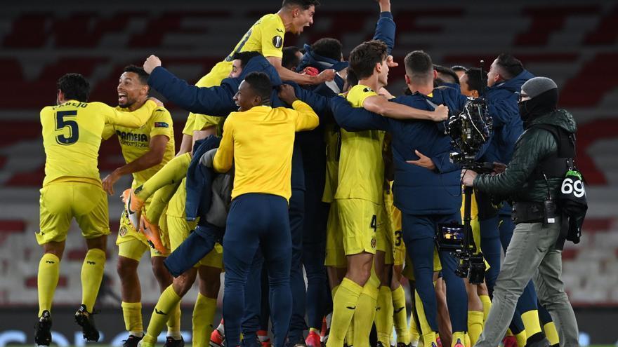 Así te hemos contado en directo el Arsenal-Villarreal de semifinales de Europa League (0-0)