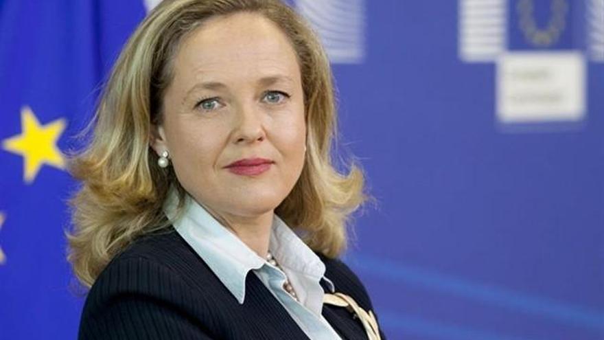 Nadia Calviño, nueva presidenta de la Junta de Gobernadores del BERD