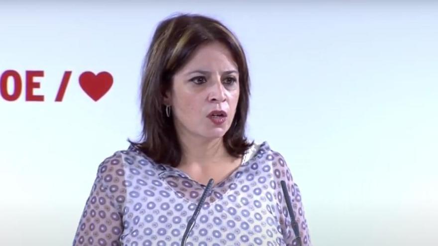 Lastra acusa a Casado de convertir Madrid en el centro de la pandemia en Europa