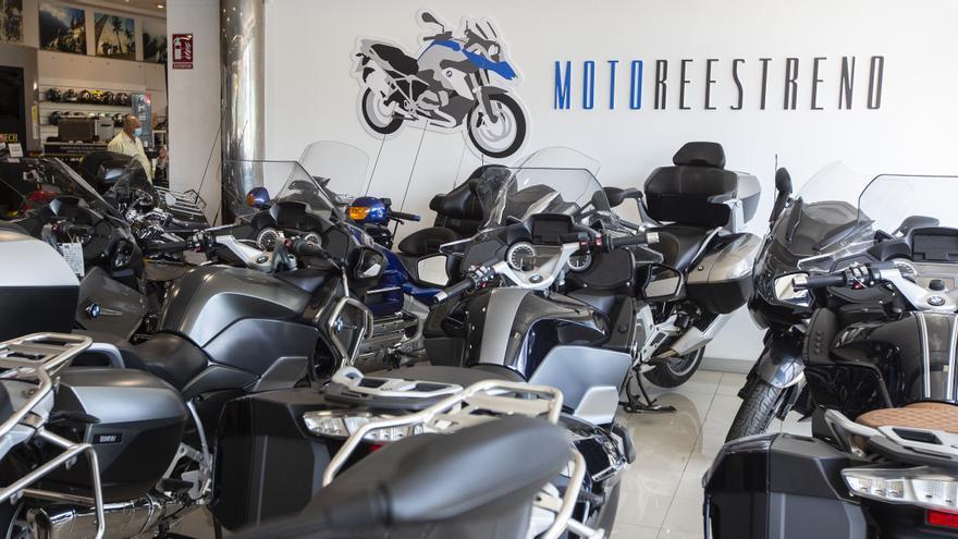 Dónde comprar una moto de segunda mano en la provincia de Alicante