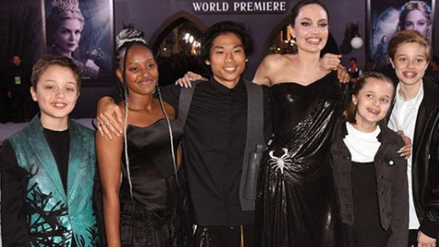 Angelina Jolie desvela que dos de sus hijas han tenido que ser operadas