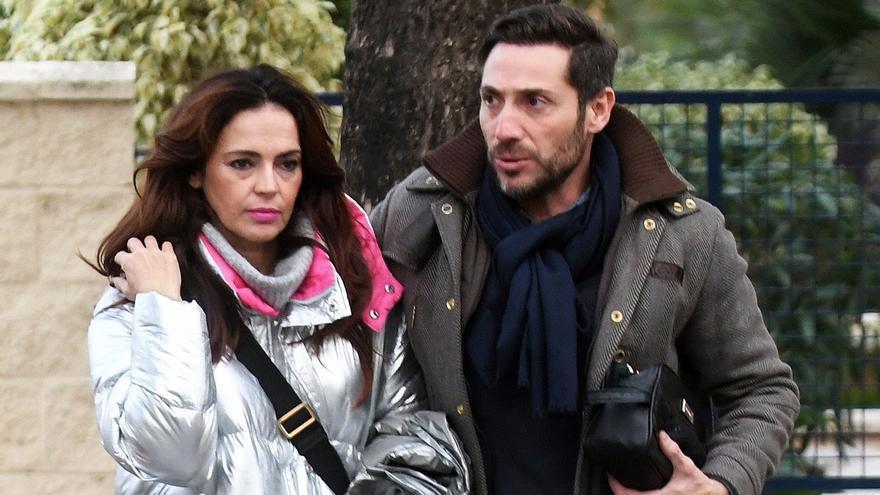 Antonio David Flores y Olga Moreno se separan