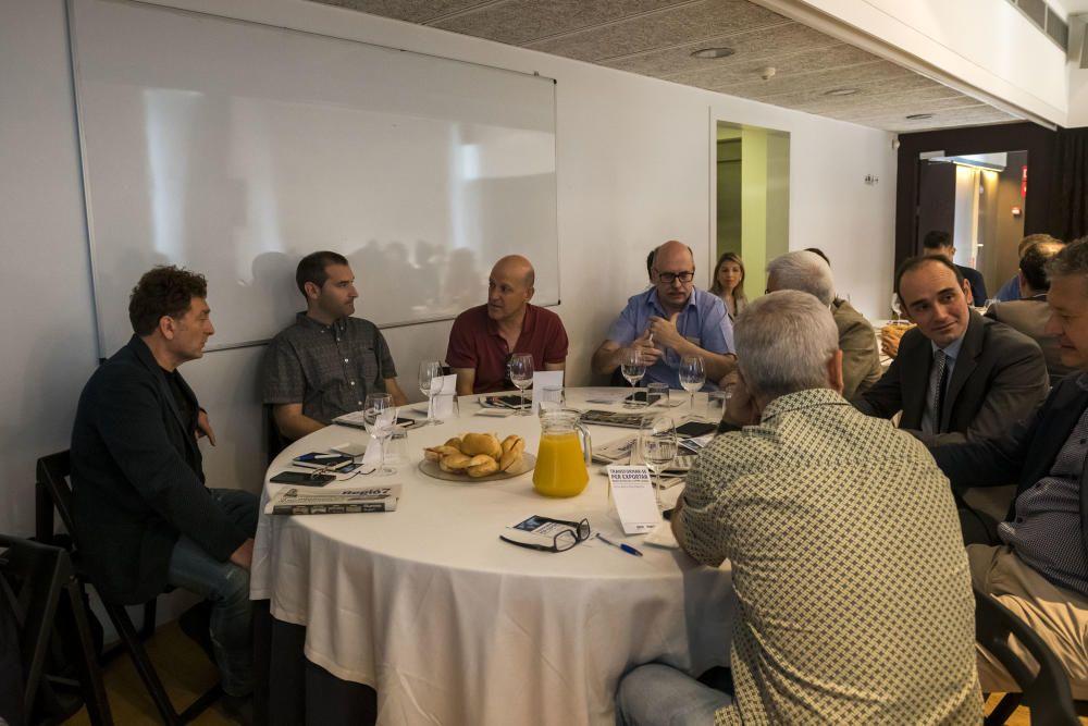 Una jornada del BBVA i Regió7 explica a les pimes