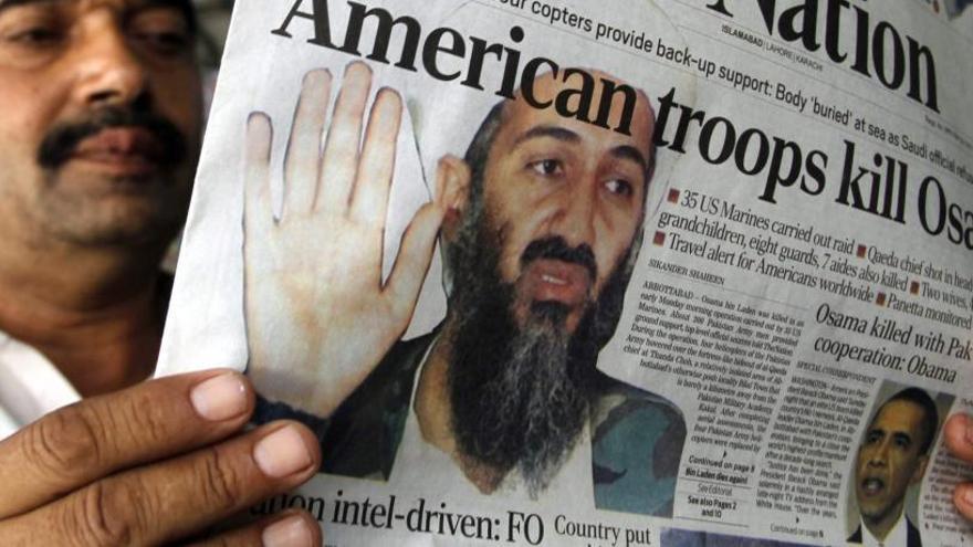 """La madre de Bin Laden dice que """"era buen chico"""""""