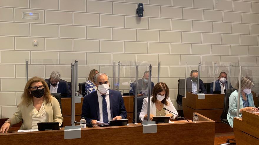 El pleno de la DPZ rechaza apoyar al sector ganadero tras las palabras de Garzón