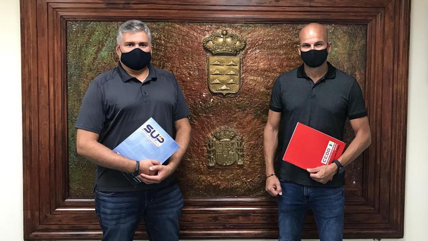 Los sindicatos policiales reclaman reglamentar la movilidad entre la Policía Canaria y la Nacional