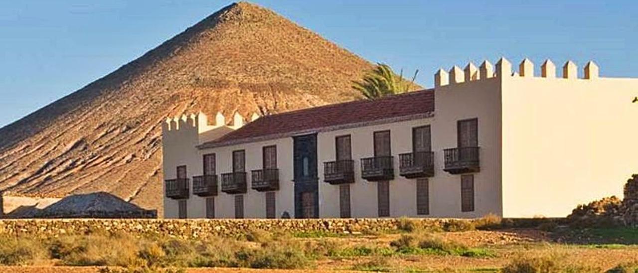 Imagen de la Casa de los Coroneles. | | LP/DLP