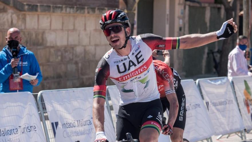 Ryan Gibbson gewinnt erste Etappe der Mallorca Challenge