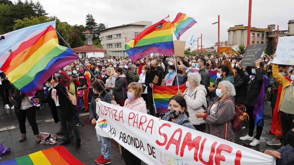 Concentración en Vigo