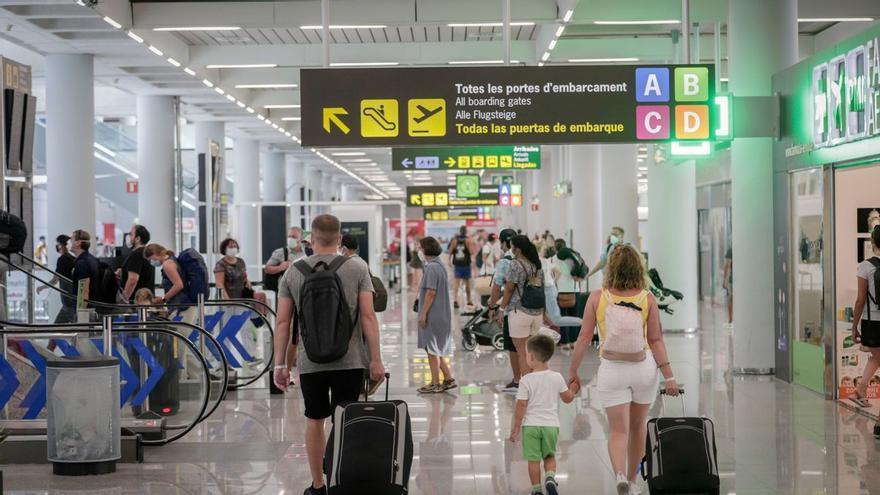 Betrieb auf dem Flughafen von Mallorca auf 80 Prozent des Vor-Corona-Niveaus