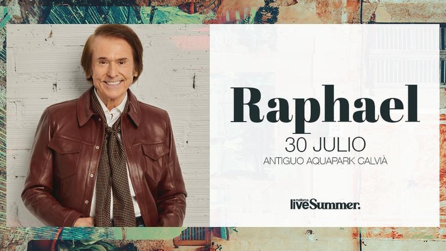 Mallorca Live Festival - Raphael