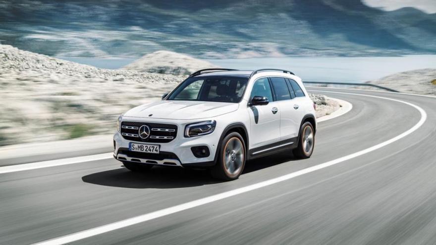 Coche del Año de los Lectores: el Mercedes-Benz GLB se hace un sitio entre los favoritos