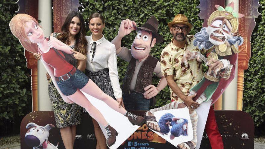 """Tadeo Jones vuelve a los cines más """"crecido"""""""