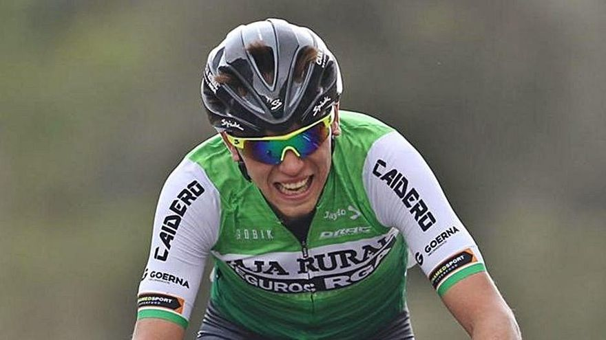 Alfonso Pla competirá en la Vuelta a Zamora, primera prueba post covid