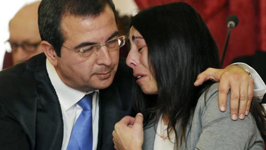 Absuelven a Raquel Gago del asesinato de Carrasco