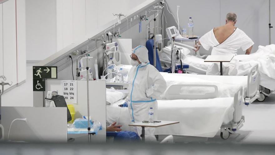 Madrid ordena no contratar de nuevo a sanitarios que rechacen ir al Zendal