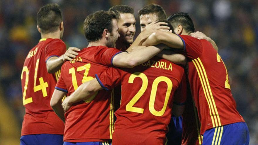Cuatro emite los dos partidos amistosos de 'La Roja' en Semana Santa