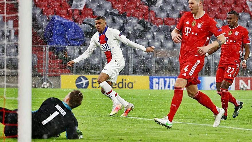 Des de França asseguren que el Madrid retira l'oferta per Kylian Mbappé