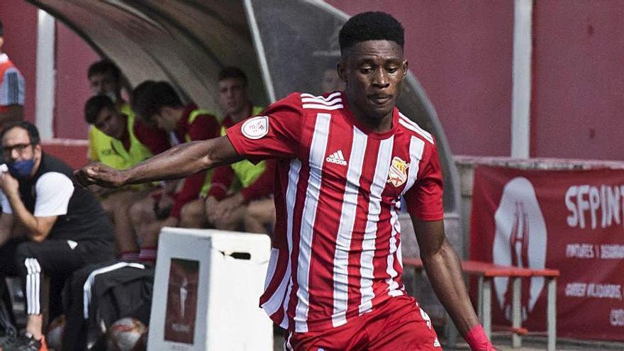 UE Figueres-CE Manresa: Un golàs de Noah fa justícia a Vilatenim (0-1)