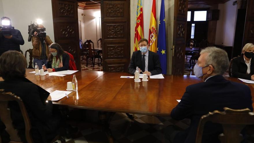 La Generalitat analizará las aguas residuales de centros de mayores y de personas con diversidad funcional antes de Navidad