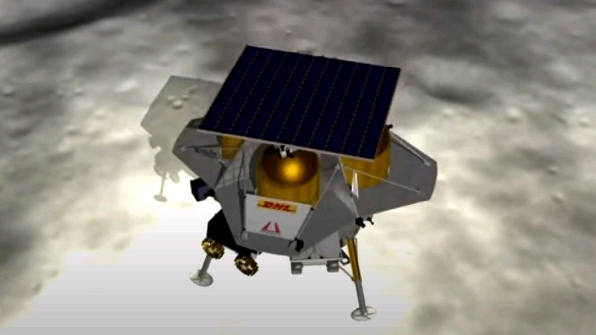 La NASA divulga el primer vídeo de la llegada del róver 'Perseverance' a Marte