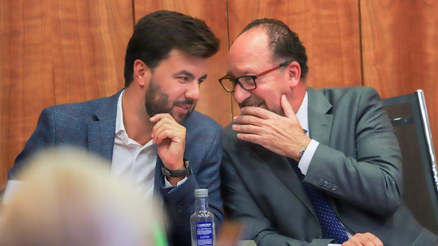 """Cs sobre la imputación del alcalde: """"Es una muy mala noticia para Orihuela, el problema lo tiene el señor Bascuñana y el PP"""""""