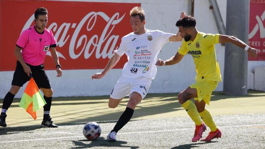 Duro revés para la Peña en el feudo del Villarreal B