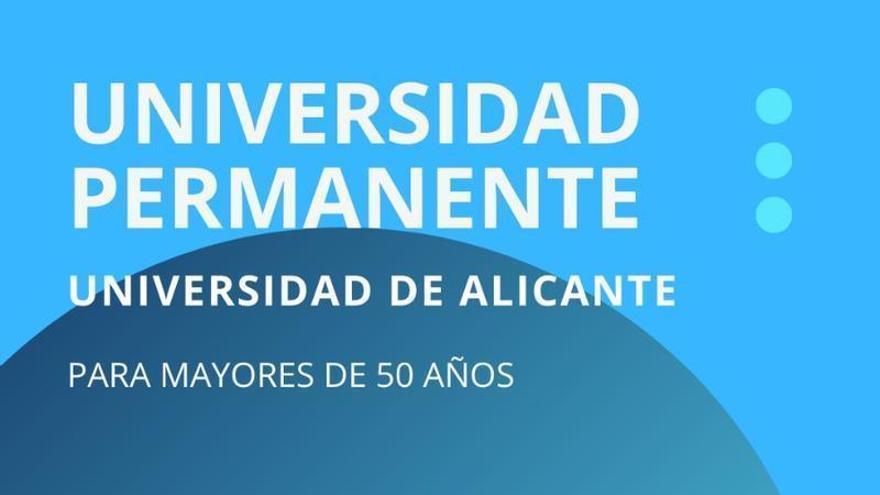 Iniciación al inglés, historia islámica y psicología en el regreso de la Universidad Permanente de la UA en Torrevieja