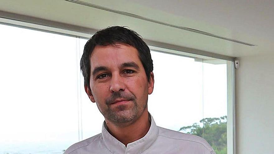 """Javier Olleros: """"Nuestra actitud y compromiso  marca el ritmo de nuestra cocina"""""""