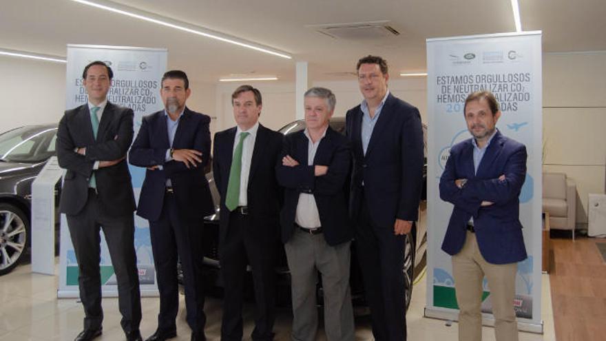 Los concesionarios Jaguar - Land Rover serán Neutros en Carbono gracias a la ayuda de Castrol