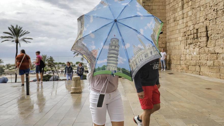 El tiempo en Mallorca: Alerta naranja por fuertes lluvias y tormentas